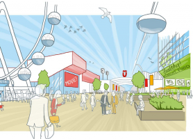 Ambitious transformation plans Utrecht The New Centre